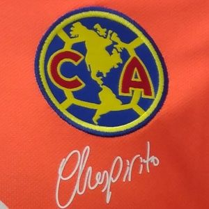 Club America Chespirito Chanfle Soccer Jersey
